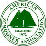 Polo Shirt for Men with American Schooner Association Logo