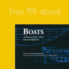 BOATS: A MANUAL FOR THEIR DOCUMENTATION
