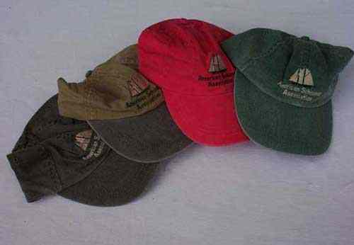 American Schooner Association Hat by Adams