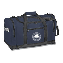 Small Duffle Bag American Schooner Association Logo