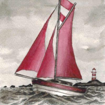 Post Card 'Cornwall'