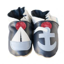 SHIP'S AHOY BABY SHOES