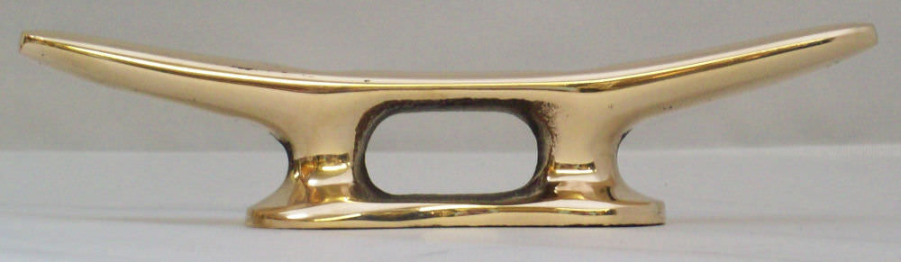 Davey Company Bronze Pillar cleat
