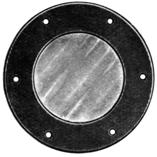 Davey & Company Round Fixed Portlight