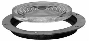 Davey & Company Round Deck Prisms