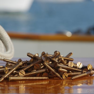 silicon bronze wood screws and fasteners