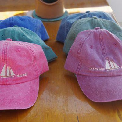 Schooner Mahdee Pigment Dyed Hat by Adams