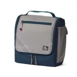 Silver Spinnaker Insulated Bag