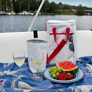 Newport Insulated Wine Tote