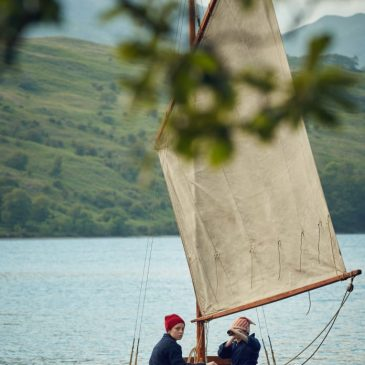Swallows and Amazons trailer out now