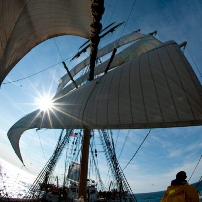 Nautical Events and Sail Training