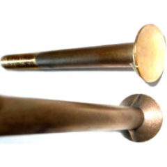 FIN NECK FLAT HEAD SILICON BRONZE BOLTS