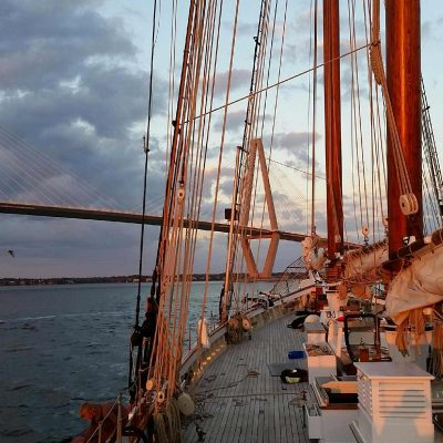 2016 BOSTON TO NEW LONDON - Great Provincetown Schooner Race week - GENERAL ADMISSION  (ALL AGES)