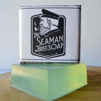 Seaman Soap Shaving Soap