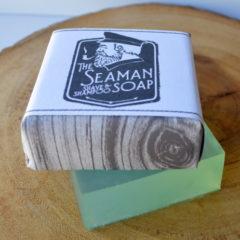 The Seaman Soap Shave and Shampoo Bar