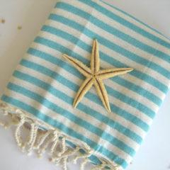 Fast Shipment, Wedding Gift Set of 3 Turkish Towel, Peshtemal, Beach , Bride, Bachelorette Party, aqua, black, light brown, mother's day