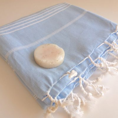 Classic Turkish Towel, Peshtemal, Natural Soft Cotton Bath, Spa,  Beach Towel, For Mother, Blue, summer coverups, bridesmaid, mother's day