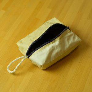 Small Nautical Men's Shaving Case/ Women's Make up bag
