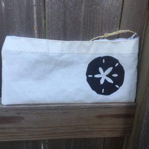 Recycled Racing Sailcloth Makeup/Shaving Bag