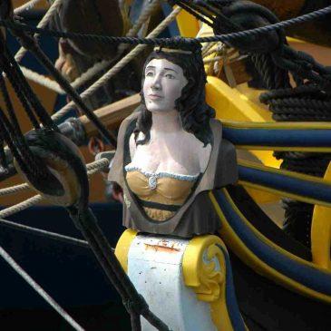 Lady Washington Needs New Spars