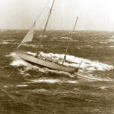 50 years ago, Chichester left Plymouth