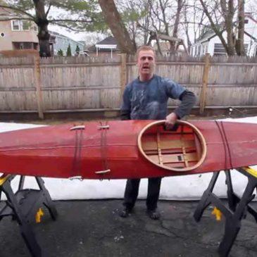 The Greenland Kayak