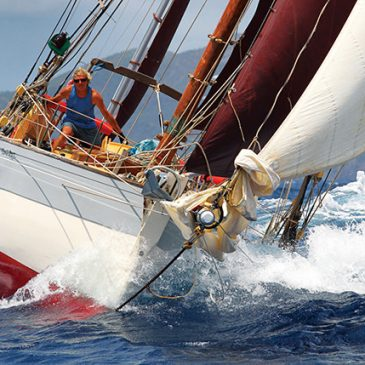 Solo to the new world – great issue of Classic Boat October