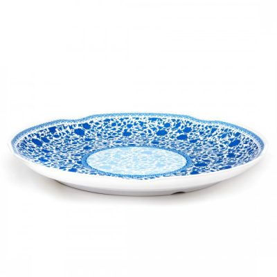 Q Squared NYC Heritage Large Serving Platter