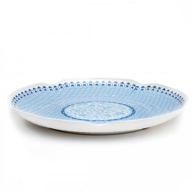Q Squared NYC Heritage Small Serving Platter