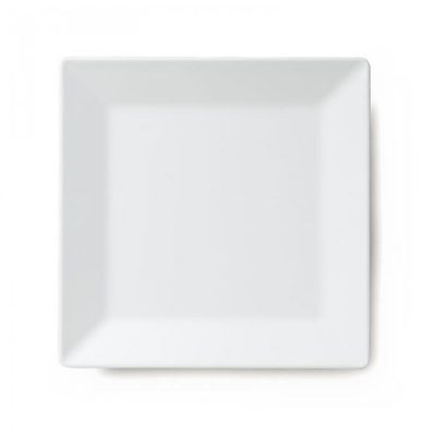 Q Squared NYC Diamond Square Dinner Plate