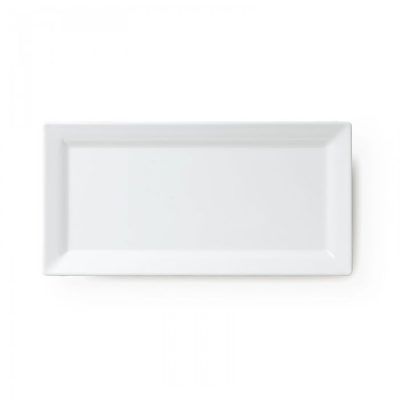Q Squared NYC Diamond Rectangle Small Platter
