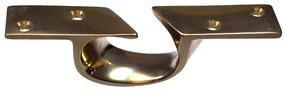 Davey & Company Deck Fairleads - Angled, Sunken