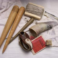 RIGGERS' TOOLS & SAILMAKER SUPPLIES