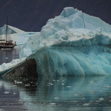 By schooner to the frozen north