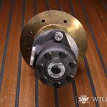 Wilmex Hydraulic winches KZ-041sH
