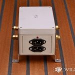 Wilmex Electric control box - one speed type SE-1 24V